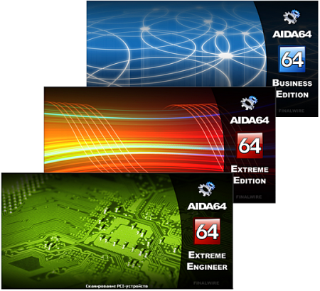 FinalWire AIDA64 Extreme Edition / Extreme Engineer v5.20.3430 Beta Portable
